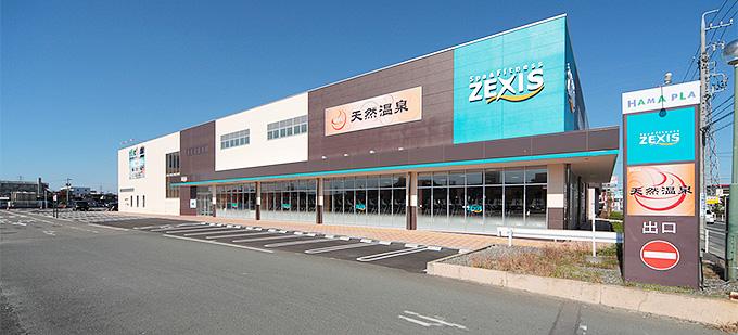 大型ショッピングモール 浜松プラザ